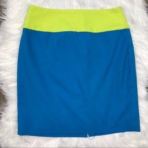 • Prabal Gurung For Target Color block Skirt 2